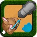 Bunnies vs Badgers - Super Animal Commander Patrol of Royal Dynasty