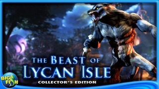 The Beast of Lycan Isle Collector's Edition - A Hidden Object Adventure-0