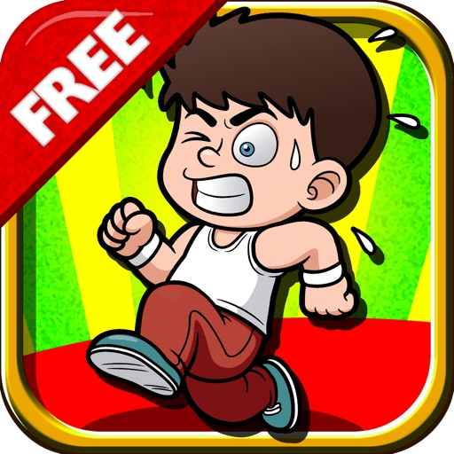 Athletics Training: Sports Run HD, Free Game iOS App