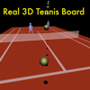 リアル3Dテニスボード