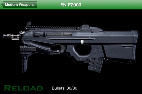Modern Weapons screenshot 2