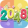 2048 - Endless Combo Free , Make Your Endless Combo to 1024, 2048, 4096 tiles!