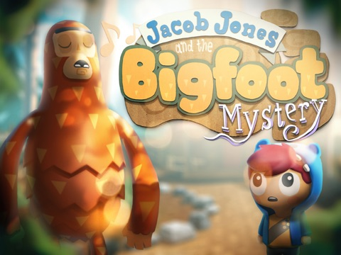 Jacob Jones and the Bigfoot Mystery : Episode 1 Screenshot