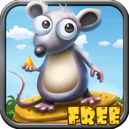 Catch the Mouse:  A Free Tap Strategy Board Game for Cool Kids iOS App