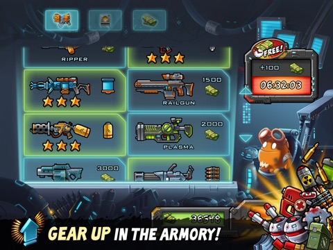 Игра Monster Shooter: The Lost Levels