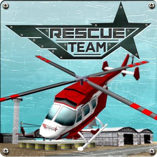 RescueTeam iOS App