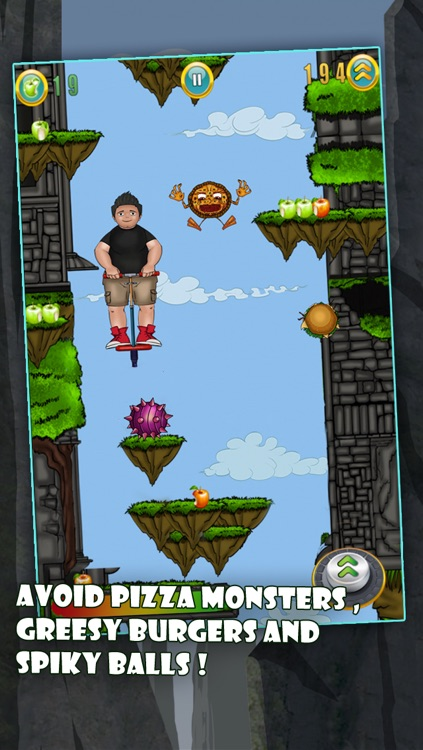 Adventure Chubby Kid Jump - The Best Free Health Awareness ...
