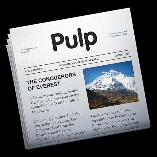 Pulp Mac OS X