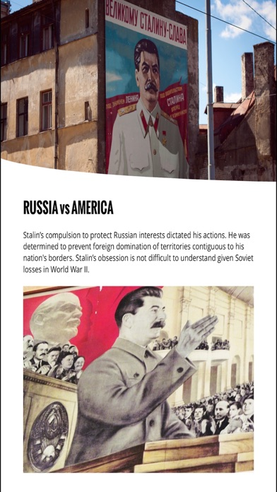 Cold War Magazine review screenshots