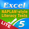 Excel NAPLAN*-style Year 5 Literacy Tests Lite