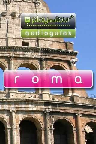 Roma audio guía turística (audio en español) screenshot 1