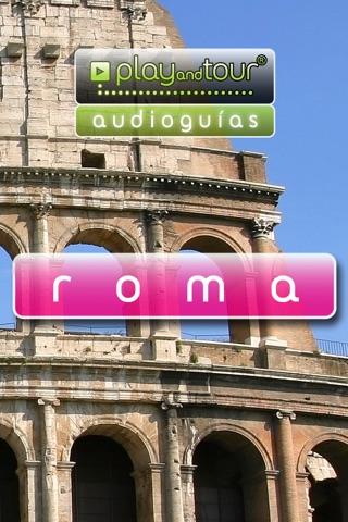 Roma audio guía turística (audio en español) screenshot 1