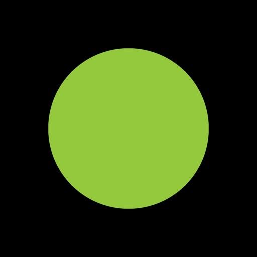 Amazing Jump Neon Ball iOS App