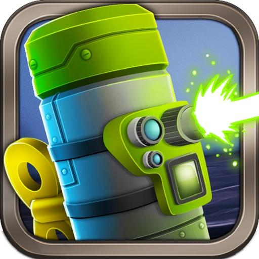 梦境机器人:Wind Up Robots【防御游戏】