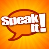 Speak it! Text to Speech