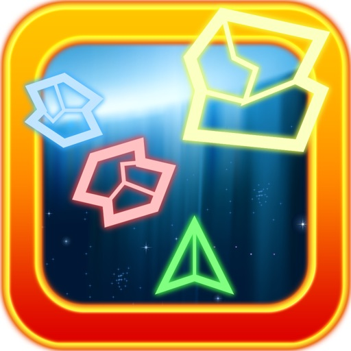 Asteroid Tilt Moon Rush: The Relic of the Base Empire Game Free iOS App