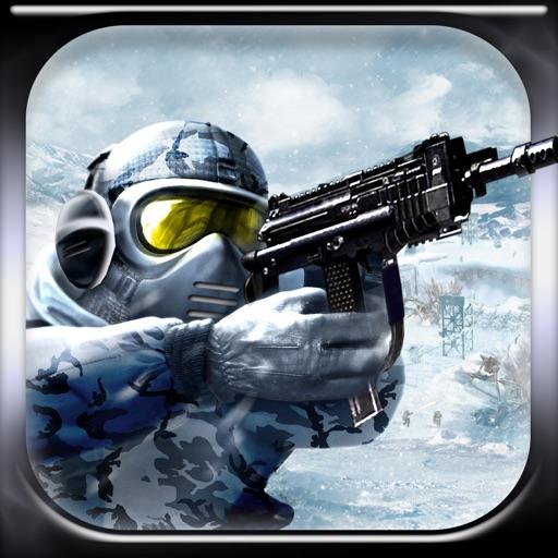 A Winter Sniper Commando - Elite Strike Force Shooter Edition iOS App