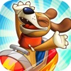 Nutty Fluffies Rollercoaster (AppStore Link)