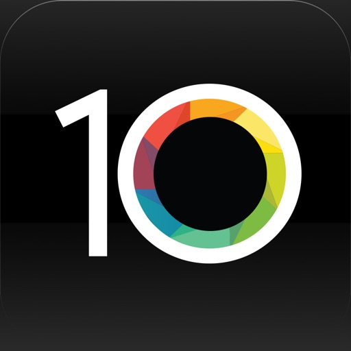 10app - video editing for your phone, GoPro, & DJI iOS App