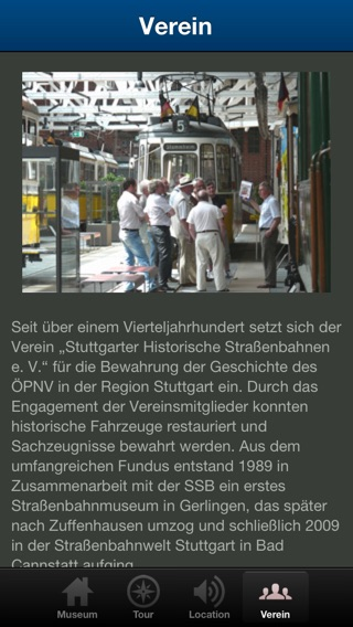 Straßenbahnwelt Screenshot