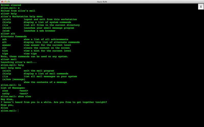 Screenshot #2 for Hack RUN