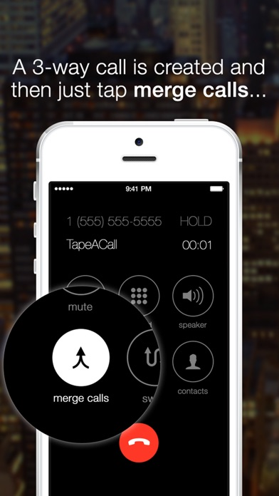 Screenshot #2 for TapeACall Pro: Call Recorder
