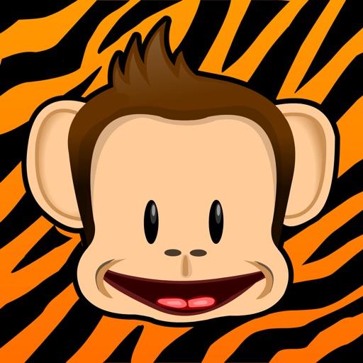 Monkey Preschool Animals iOS App