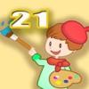 Colorier 21 - Peinture des jouets