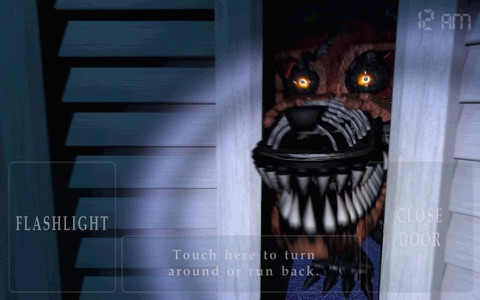 Five Nights at Freddys 4 screenshot 4