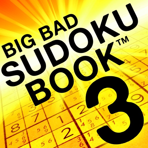 数独大集合:Big Bad Sudoku Book