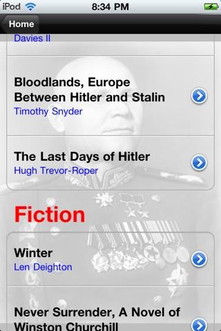 WWII Lite: History Challenge screenshot 4