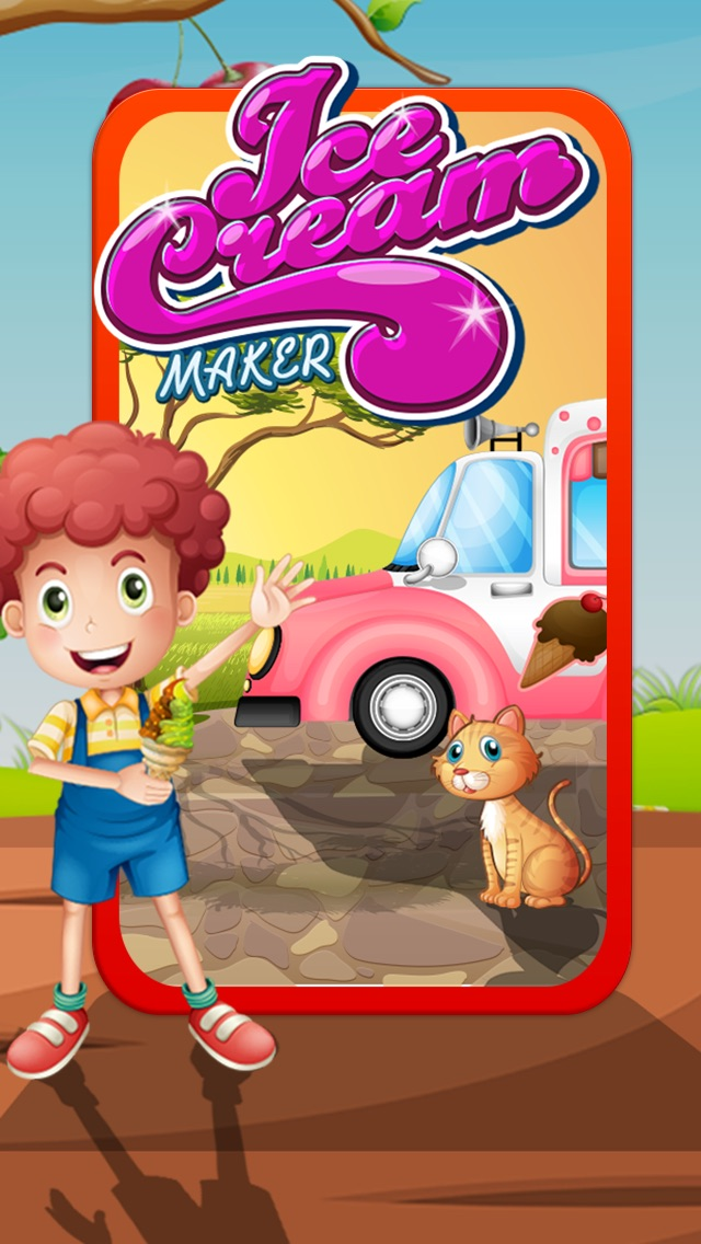 download Ice Cream Maker – Cooking games, free games for kids appstore review