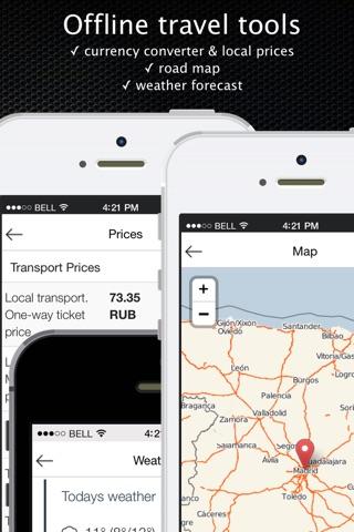 UK United Kingdom offline Travel Guide & Map. City tours: London,York,Manchester,Edinburgh screenshot 4