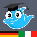 Learn German and Italian Vocabulary: Memorize Words icon