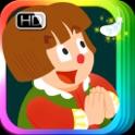 三片羽毛 - 睡前 童话 动画 故事书 iBigToy icon