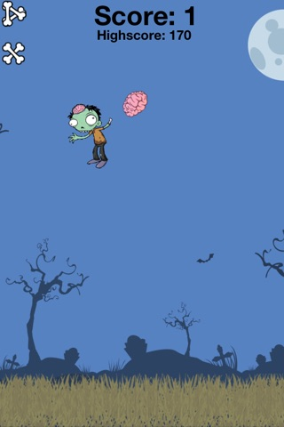 Tap Jump - Zombie Edition screenshot 3
