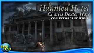 Haunted Hotel: Charles Dexter Ward Collector's Edition - A Hidden Object Adventure-0