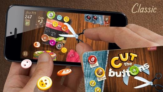 Cut the Buttons Screenshot