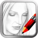 Sketch Guru - My Handy Sketch Pad for iPhone icon