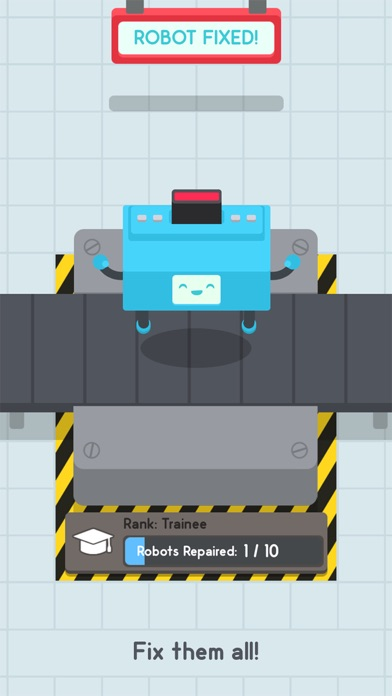 Little Broken Robots Screenshot