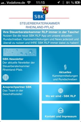 SBK RLP screenshot 1