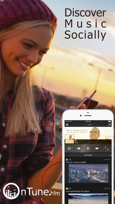 download onTune FM - Stream Free Music, Live Radio, & Videos apps 3