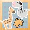 Animierte Baby Puzzle Spiel-e für kleine Kinder