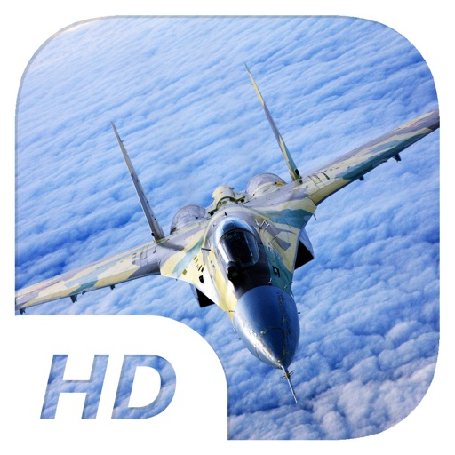 Air Conflict HD - Fly & Fight - Flight Simulator Icon