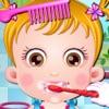 Care Baby : Wash Face & Wash Cloth & Brushing