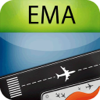 East Midlands Airport (EMA) Flight Tracker