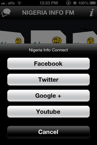 Nigeria Info FM screenshot 2