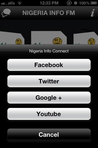 Nigeria Info FM screenshot 2