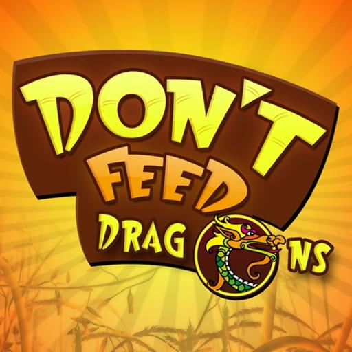 Don't Feed Dragons HD iOS App