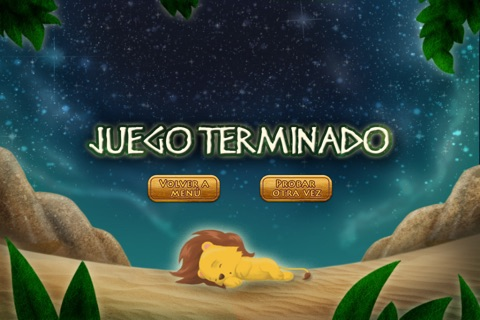 Jump Simba screenshot 4